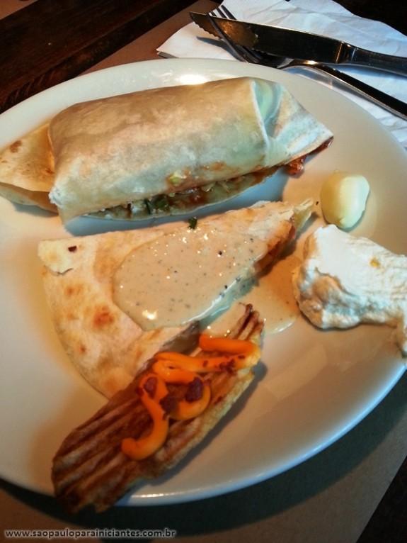 tacos e burritos
