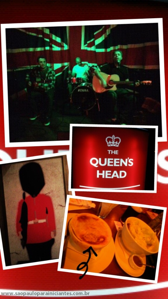 The Queens Head pub