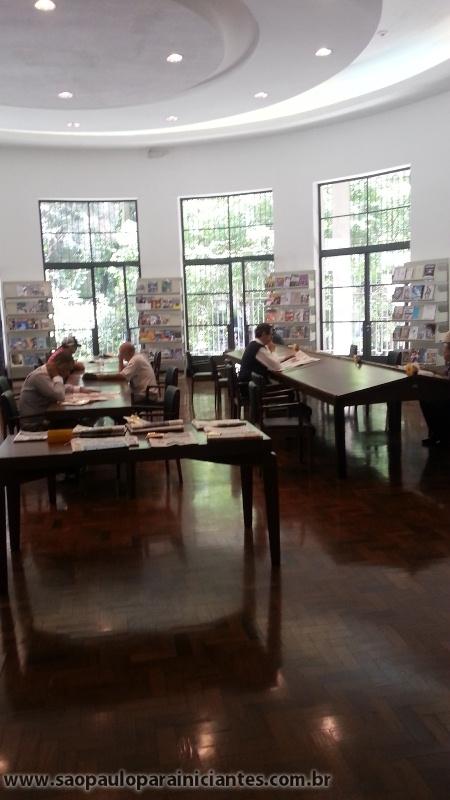 Periódicos Biblioteca Mário de Andrade