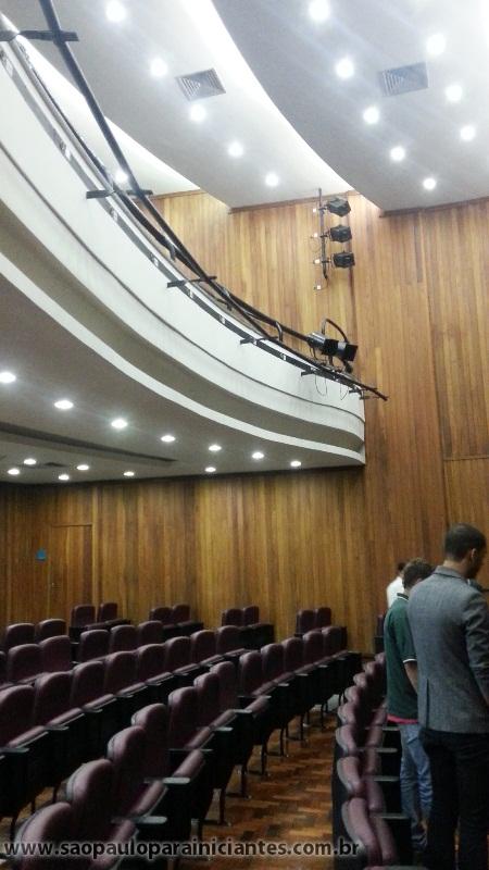 Auditório Biblioteca Mário de Andrade
