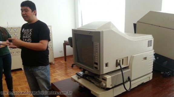 Computadores de microfilme