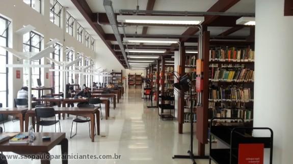 Biblioteca Circulante Mário de Andrade