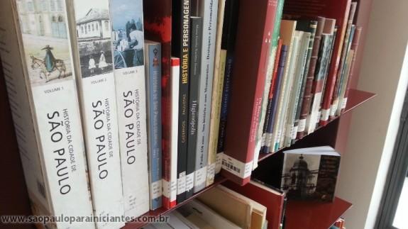 Livros sobre São Paulo