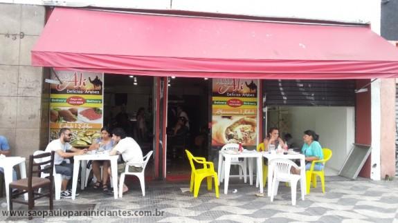 Habib Ali shawarma