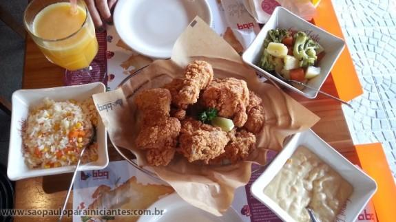 olive chicken bbq
