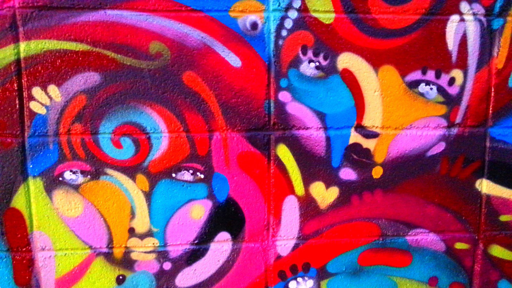 graffiti sao paulo