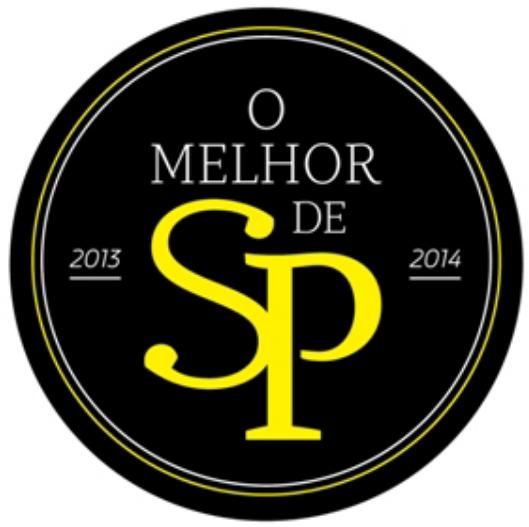 prêmio O Melhor de Sao Paulo - revista Época