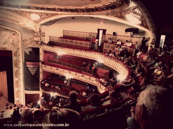 ópera theatro municipal