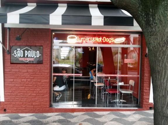 Sao Paulo Dog e Burguer