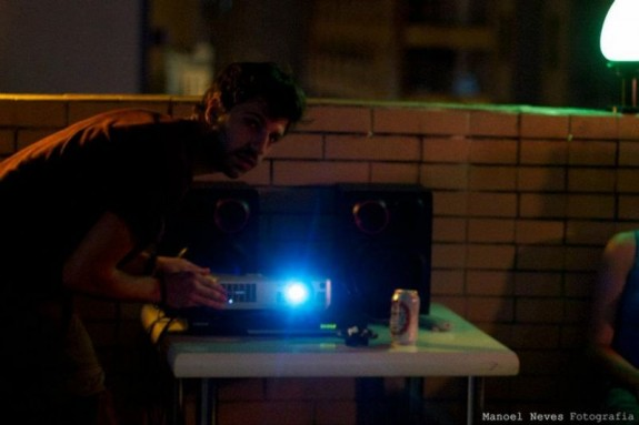 projetor cinecentro
