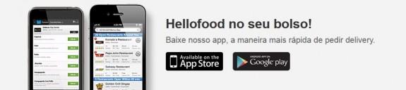 aplicativo HelloFood