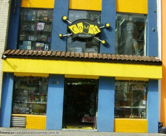 Comix Book Shop