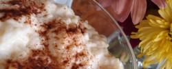 arroz doce do café girondino