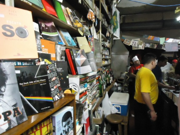 Mercearia São Pedro - livros