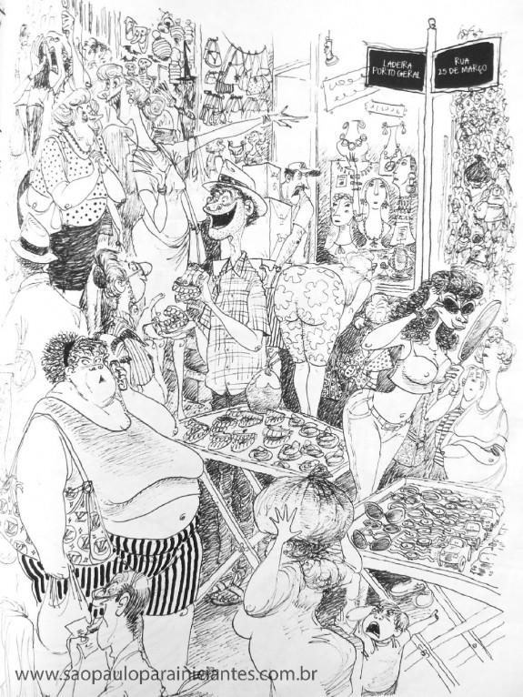 25 de Março ilustração