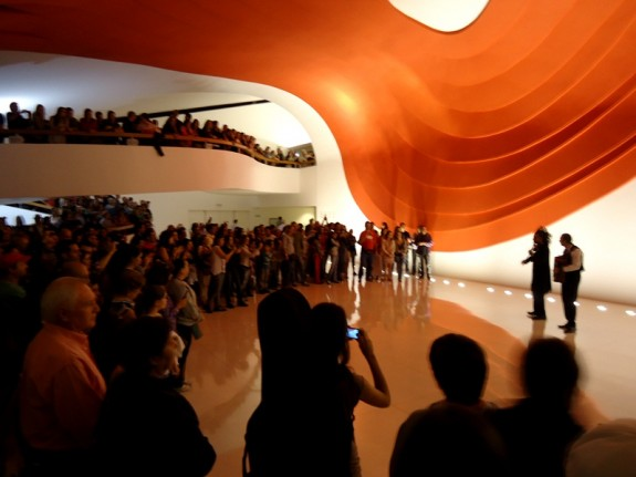 Tangos e Tragédias Auditório Ibirapuera
