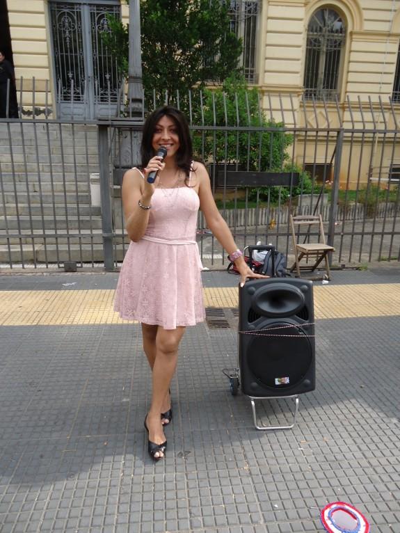 Show da travesti Renata Peron