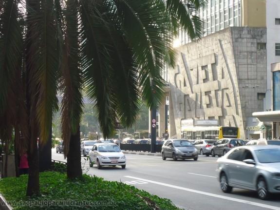 Edifício Gazeta: tv, faculdade e cinema