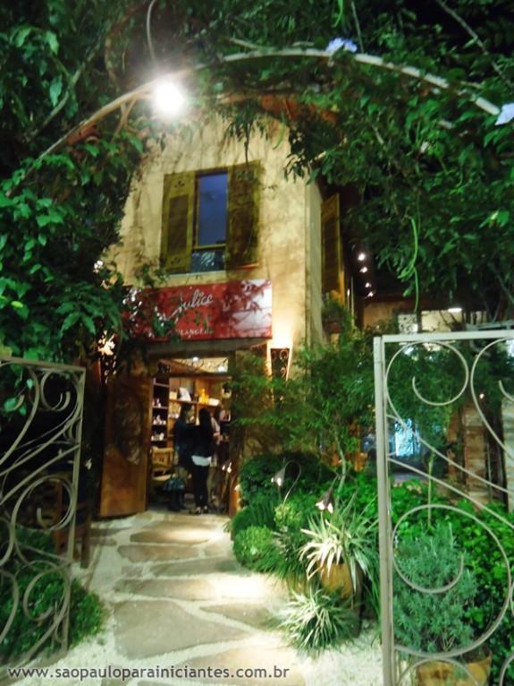 Julice Boulangère, uma padaria romântica e charmosa em Pinheiros