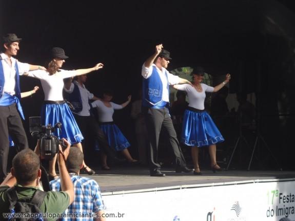 dança grega