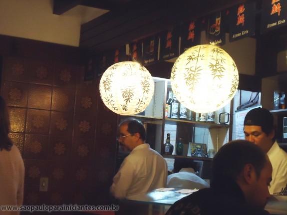 Sukiyaki e Sushi Kamiya