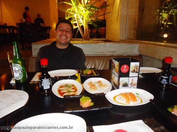 restaurante japones Aoyama