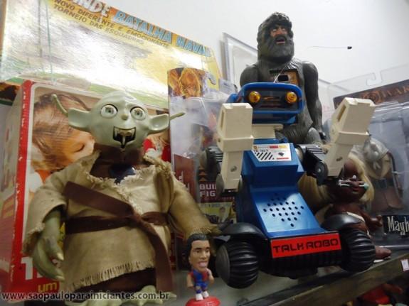 Comprar brinquedos antigos