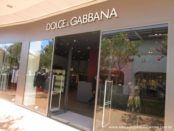 Outlet Dolce & Gabbana
