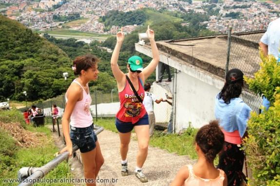 Escadaria do Pico do Jaragua