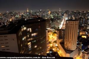 Edifício Copan e o centro de São Paulo