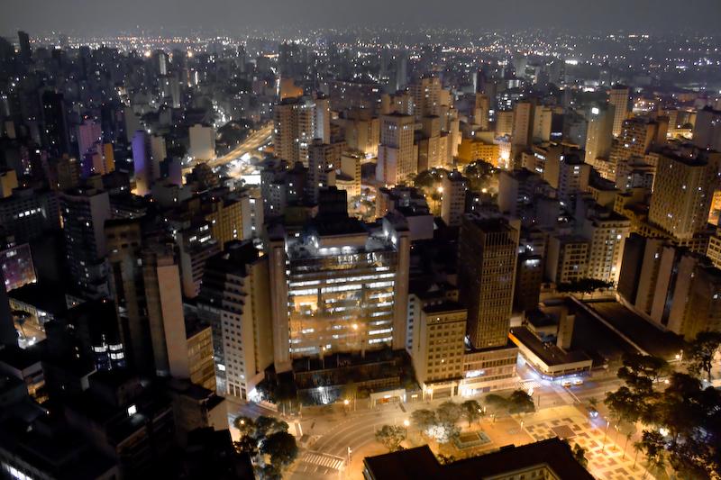 Trabalho em São Paulo