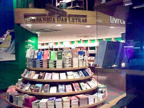 Livraria Cultura Companhia das Letras