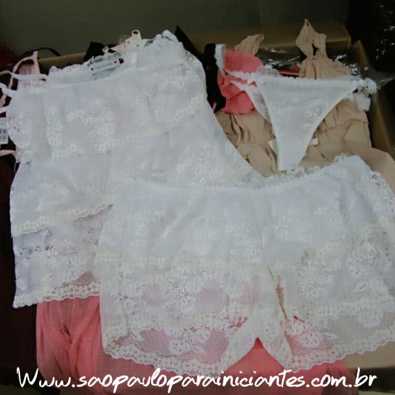 lingerie noiva