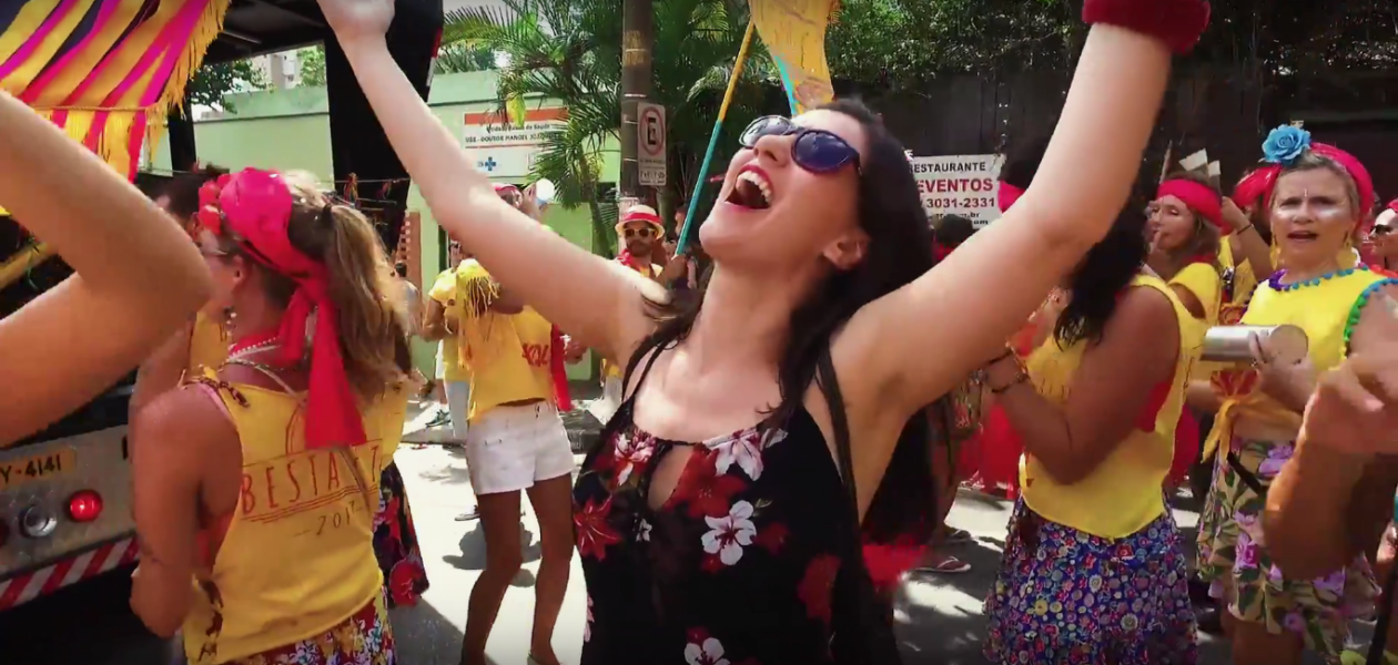 Carnaval de rua sao paulo