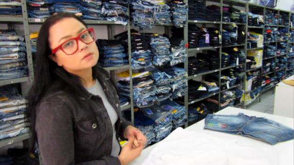 comprar calça jeans barata sawary