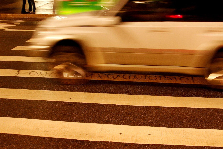 faixa de pedestres na paulista