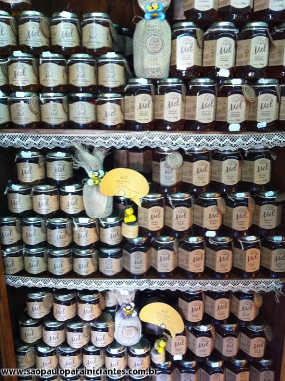 loja de mel