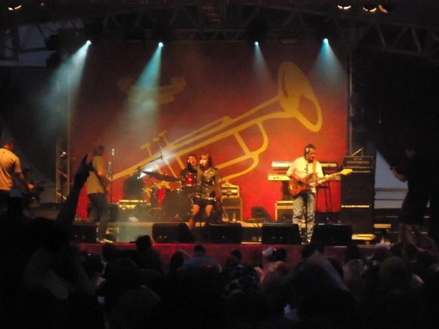 Bourbon Street Fest, Jazz no Ibirapuera