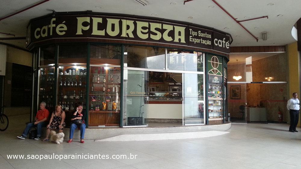 cafe floresta
