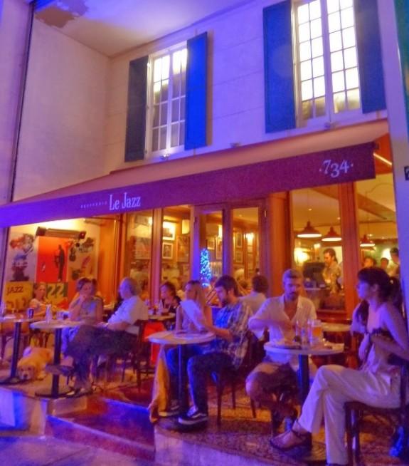 le jazz restaurante