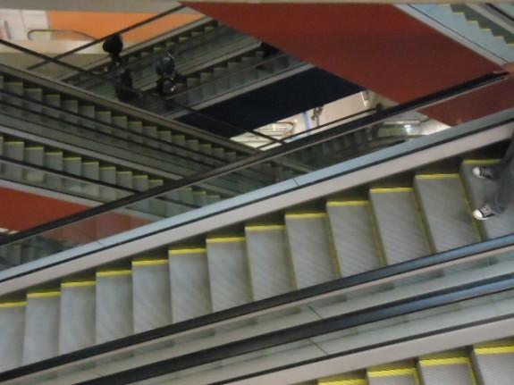 Linha Amarela do Metrô, estação Pinheiros