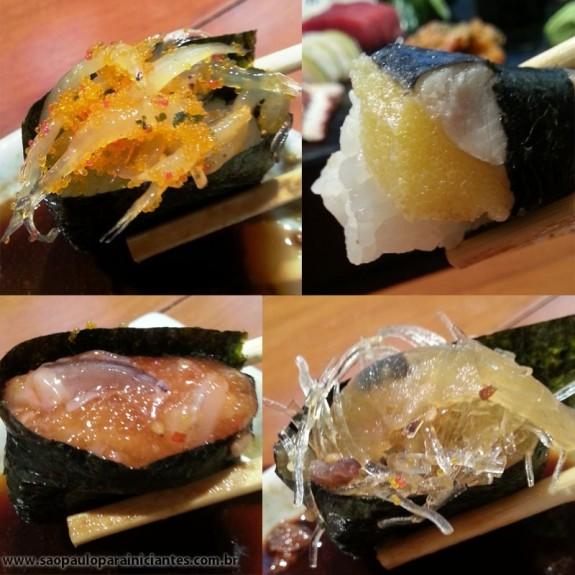 hiroshi sushis exoticos