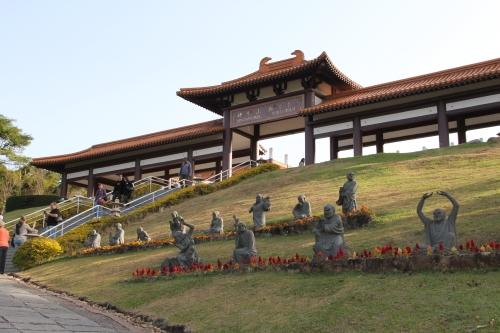 Templo busdista Zu Lai