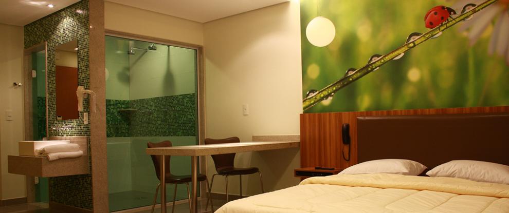 Vitara, um motel ecológico
