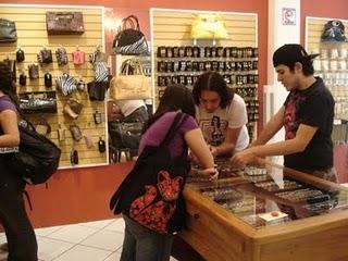 loja de bijuterias
