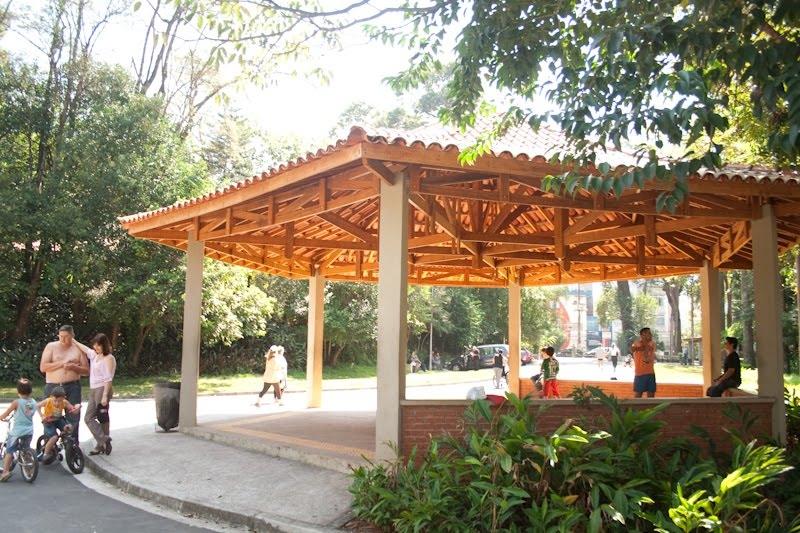 Parque da Aclimação - coreto