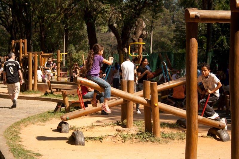 Parque da Aclimação - crianças